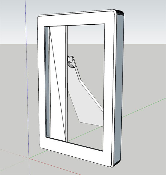 Re-designing the frame model